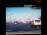 Владивосток. В ДТП на выезде с Золотого моста  20.01.2014 | ДТП авария